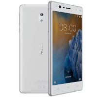 Nokia 3 Silver on iDMobile