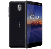 Nokia 3.1 with iPad and Tablet