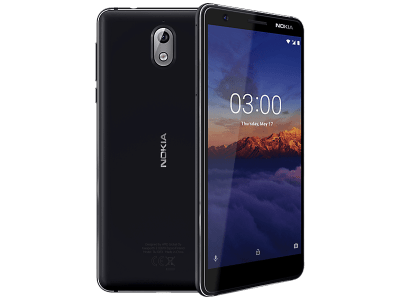 Nokia 3.1 with Nintendo Switch Grey