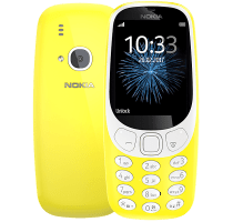 Nokia 3310 (2017) Yellow PAYG Deals