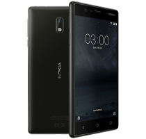 Nokia 3 with Laptop