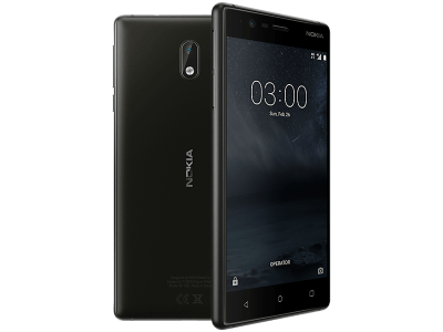 Nokia 3 with Cashback by Redemption