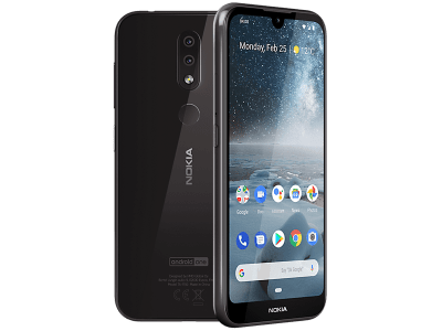 Nokia 4.2 with Guaranteed Cashback
