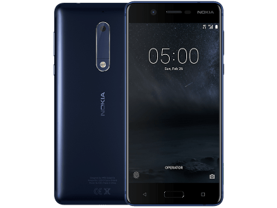 Nokia 5 Blue on Vodafone