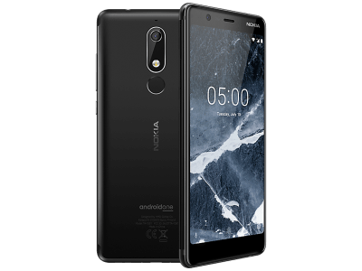 Nokia 5.1 with Guaranteed Cashback