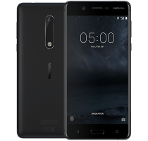Nokia 5 with Headphone and Speakers