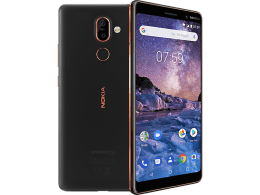 Nokia 7 Plus with Amazon Echo Dot