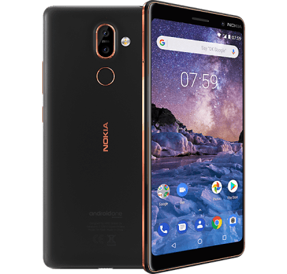 Nokia 7 Plus contracts