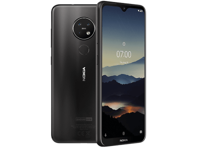 Nokia 7.2 with Cashback by Redemption