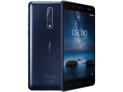 Nokia 8 Contracts Deals