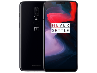 OnePlus 6 128GB Mirror Black Contracts Deals