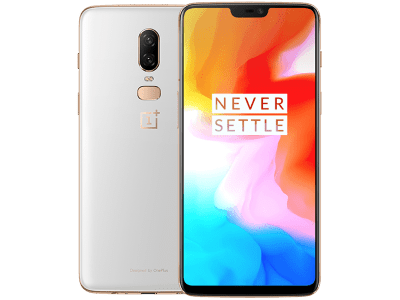 OnePlus 6 128GB White Contracts Deals