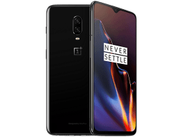 OnePlus 6T Mirror Black on EE £78 (24m) Upgrade Tariff Plan