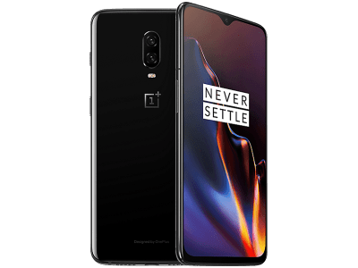 OnePlus 6T Mirror Black Upgrade Deals