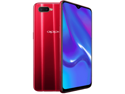 OPPO RX17 Neo Red on EE