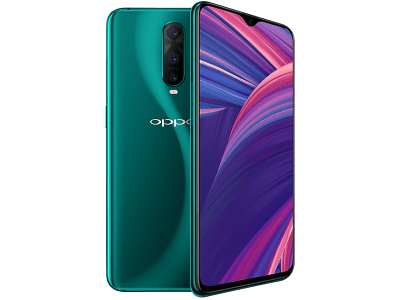 OPPO RX17 Pro Green with Cashback by Redemption
