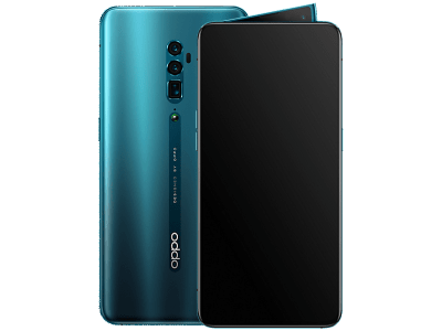 Oppo Reno 10x Zoom Green Contracts Deals