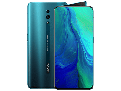 OPPO Reno Green on Vodafone £20 (24 months)