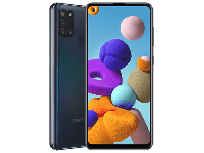 Samsung Galaxy A21s on 1 Months Contract