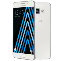 Samsung Galaxy A3 2016 White with Vouchers