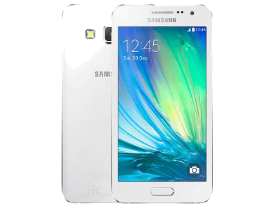 Samsung Galaxy A3 White on EE