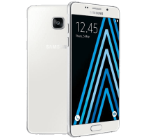 Samsung Galaxy A5 2016 White with Sonos Play 3 Smart Speaker