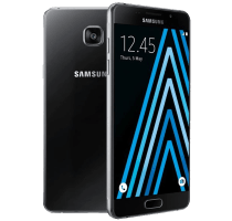Samsung Galaxy A5 2016 with GHD Hair Straighteners