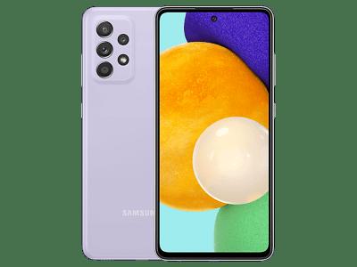 Samsung Galaxy A52 128GB Violet on TalkMobile
