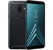 Samsung Galaxy A6 with Samsung Galaxy Tab E 9.6