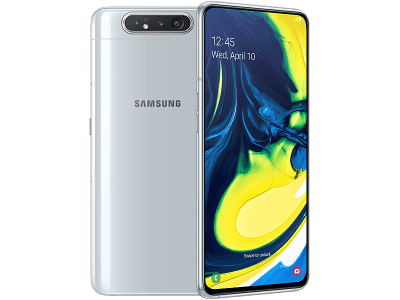Samsung Galaxy A80 White on EE £34 (24 months)