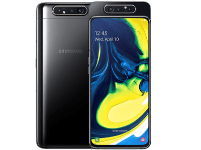 Samsung Galaxy A80 on EE