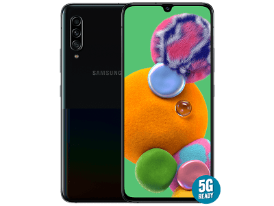 Samsung Galaxy A90 on Vodafone