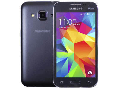 Samsung Galaxy Core Prime on EE