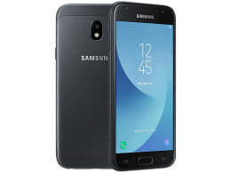 Samsung Galaxy J3 2017 with Headphone and Speakers