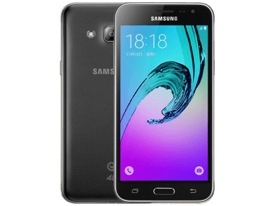 Samsung Galaxy J3 with Cashback by Redemption