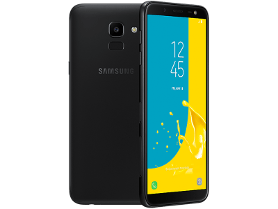 Samsung Galaxy J6 with Headphone and Speakers