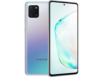 Samsung Galaxy Note 10 Lite Aura Glow on O2 £36 (24 months)
