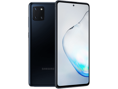Samsung Galaxy Note 10 Lite with Cashback by Redemption