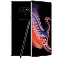 Samsung Galaxy Note 9 on EE