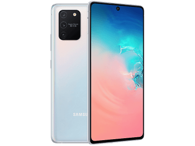 Samsung Galaxy S10 Lite White on Three
