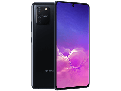 Samsung Galaxy S10 Lite on EE