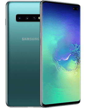 Samsung Galaxy S10 Plus Green