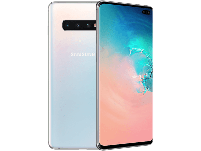 Samsung Galaxy S10 Plus White on GiffGaff