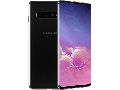 Samsung Galaxy S10 with Cashback