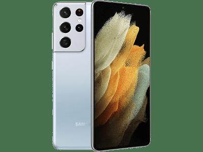 Samsung Galaxy S21 Ultra 128GB Silver on Three £32 (24 months)