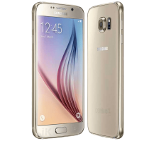 Samsung Galaxy S6 32GB Gold with Vouchers