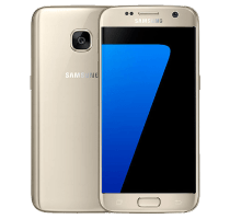 Samsung Galaxy S7 Gold with Power Bank £25