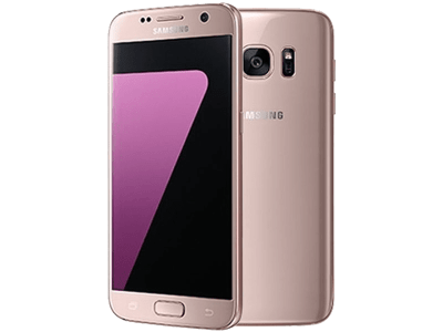 Samsung Galaxy S7 Pink Gold on iDMobile £13.99 (24 months)