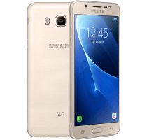 Samsung galaxy J5 2016 Gold with Google HDMI Chromecast