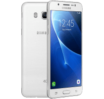 Samsung galaxy J5 2016 White with iT7x2 Headphones